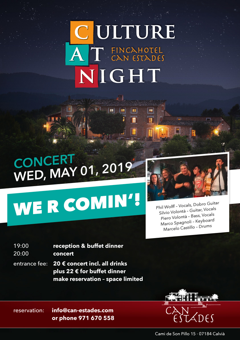 Concert May 2019